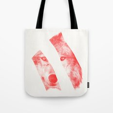 Red by Eric Fan & Garima Dhawan Tote Bag