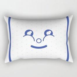 Cute Face Sam Rectangular Pillow