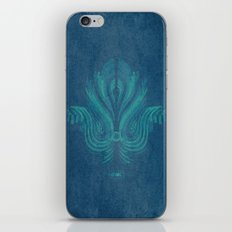 The Watcher's Hamsa iPhone & iPod Skin