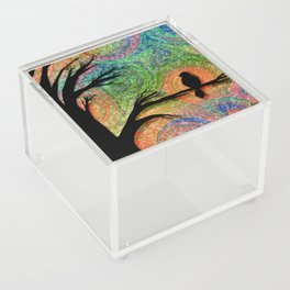 Swirling In Song Acrylic Box