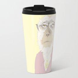 mono gitano Travel Mug