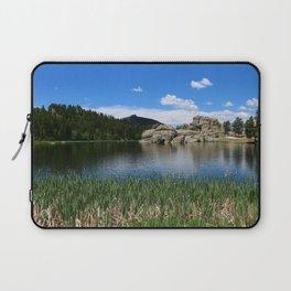 Sylvan Lake In The Black Hills Laptop Sleeve