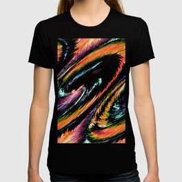 Every Day With You Is Colorful - Whirlwind Romance  T-shirt