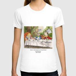 "John Tenniel, "" Alice's Adventures in Wonderland "",color ver.2 T-shirt"