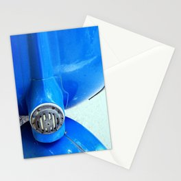 Piaggio Blues Stationery Cards