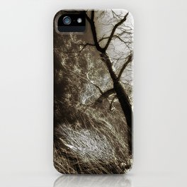Beyond The Eyes iPhone Case