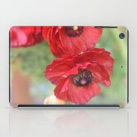 ruby iPad Cases featuring Ruby by Lisa Argyropoulos