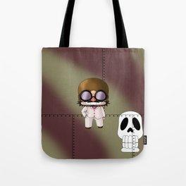 Chibi Mamma Aiuto Tote Bag