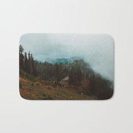 Park Butte Lookout - Washington State Bath Mat