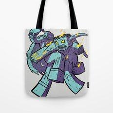 WonderCraft - Burning Zombie Tote Bag