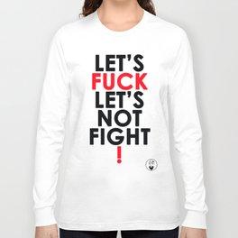 LET US Long Sleeve T-shirt