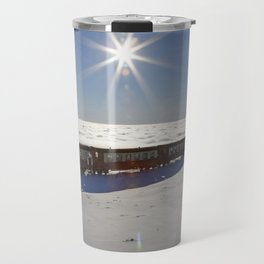 Ride on the clouds Travel Mug