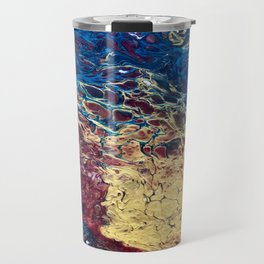 Metallic Sunrise Travel Mug