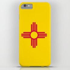Flag of New Mexico iPhone 6s Plus Slim Case