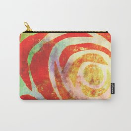 Sum' Rose Carry-All Pouch