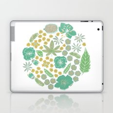 Floral Bloom Laptop & iPad Skin