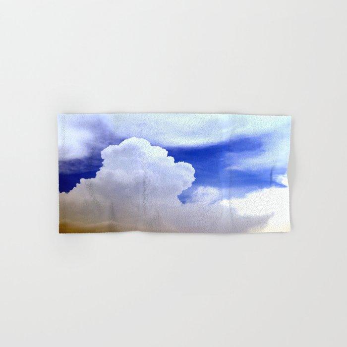 cloudburst Hand & Bath Towel