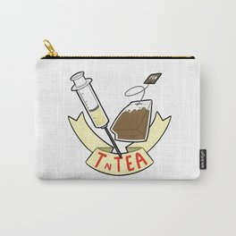 T N TEA Carry-All Pouch