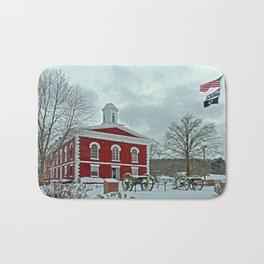 Iron County Courthouse Bath Mat
