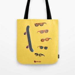 Skate&Sun Tote Bag