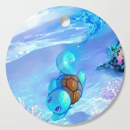 squirtle Cutting Board