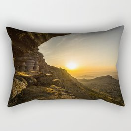 Eternal sigh Rectangular Pillow