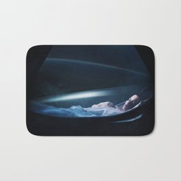 Ellen Ripley Alien fan art Bath Mat