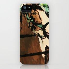 Gypsy Horse  iPhone Case