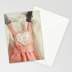 Doll Closet Series - Heart Dress Stationery Cards