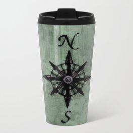 Historic Old Compass Rose Travel Mug