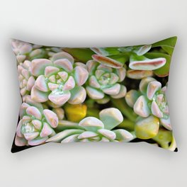Dewy Delights Rectangular Pillow