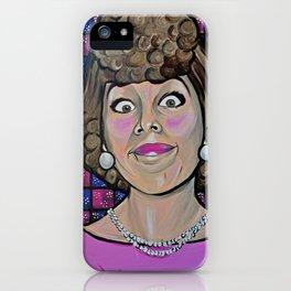 Eunice Harper Higgins iPhone Case
