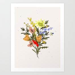 Freshly Picked Art Print