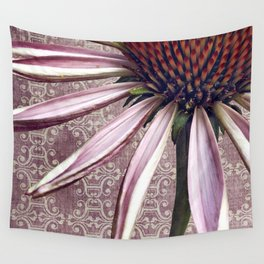 coneflower chic Wall Tapestry