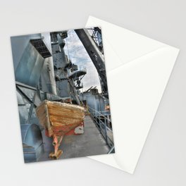Lifeboat Stationery Cards