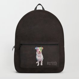 American Bull Terrier Backpack