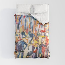 CONFERENCE          by Kay Lipton Comforters