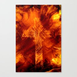 The Cross4 Canvas Print