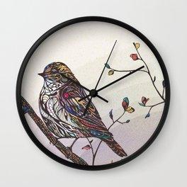 Kaleidoscape Wall Clock