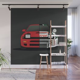 Celica GT-four Wall Mural