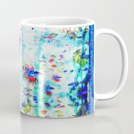 """""""Shell Echos"""" by surrealpete Coffee Mug"""