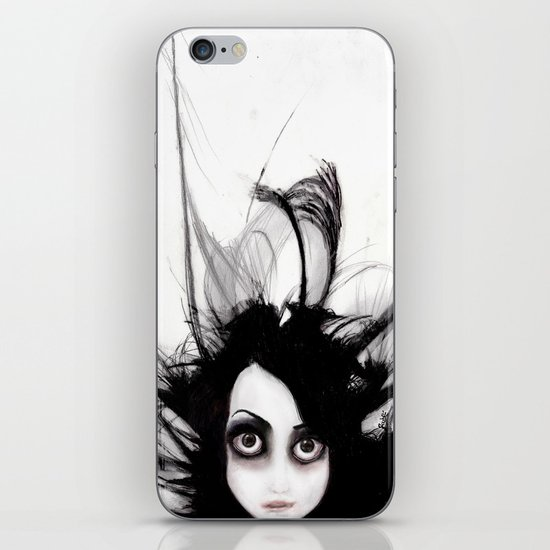 This Way Was Meant to Be. I'm Eternal Yours iPhone & iPod Skin