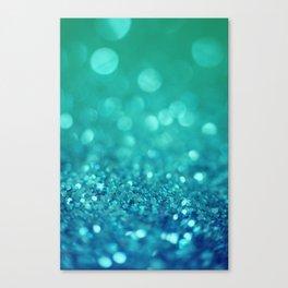 Bubble Party Canvas Print