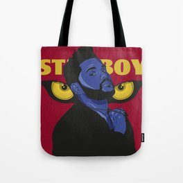 THE WEEKND STARBOY Tote Bag