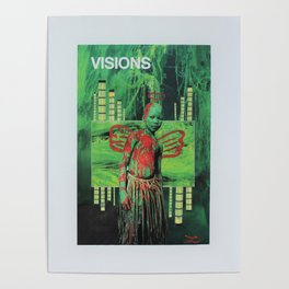 Radioactive angel Poster