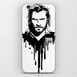 Fandom In Ink » Thor iPhone Skin