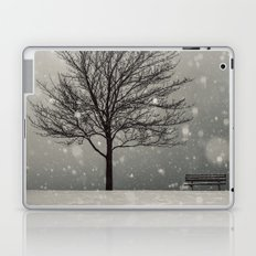 January Snow Laptop & iPad Skin