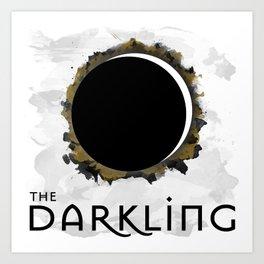 The Darkling - Grisha Art Print