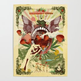 STRAWBERRY COUGH Poster