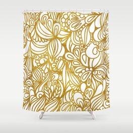 doodle #2 Shower Curtain